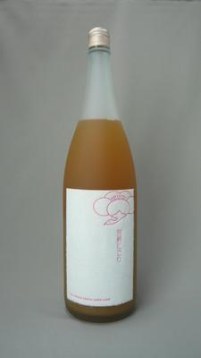 鶴梅 完熟にごり(梅酒) 1800ml