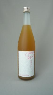 鶴梅 完熟にごり(梅酒) 720ml