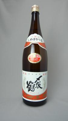 〆張鶴 月 本醸造酒 1800ml