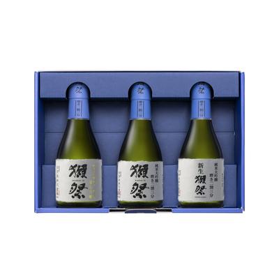 獺祭 磨き二割三分 きき酒セット(180ml×3)