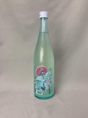 三芳菊 特別純米 おりがらみ生原酒 紫陽花 720ml 720ml