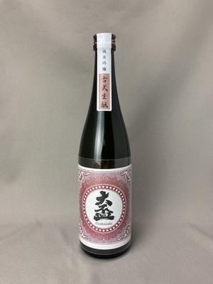 大盃 レッドラベル 純米吟醸 古式きもと 美山錦 720ml