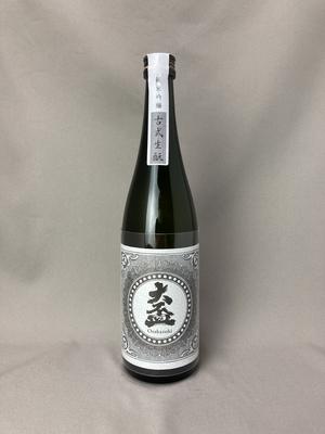 大盃 ブラックラベル 純米吟醸 古式きもと 山酒4号 720ml