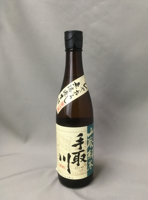 手取川 山廃仕込純米酒 ひやおろし 無濾過生詰 720ml