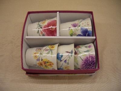 花水彩 フリーカップ (5個セット)