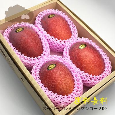 スーパープレミアムアップルマンゴー2Kg