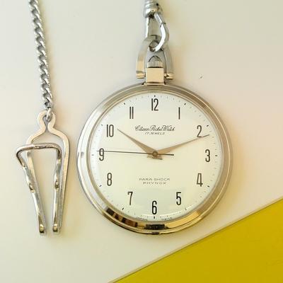CITIZEN Pocket Watch