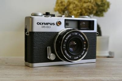 OLYMPUS 35 ED