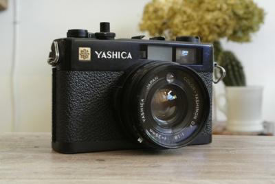 YASHICA ELECTORO35 CCN