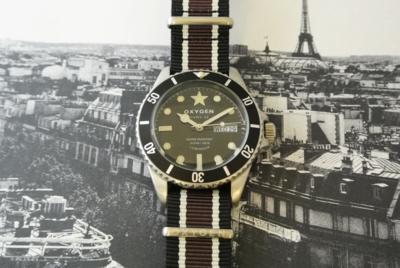 OXYGEN Diver Vintage 42
