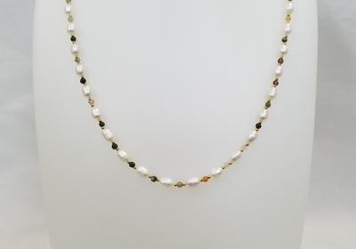 淡水真珠/トルマリン