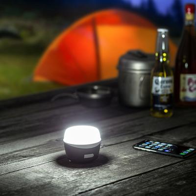 サンワサプライ USB-LED02 小型のUSB充電式ランタンで、USB出力でスマホ充電もできる優れもの 当社エリア内配送料無料