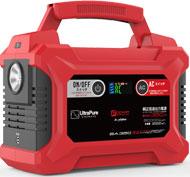 富士倉 モバイルバッテリー BA-360 緊急防災用、アウトドア等に最適。小型、軽量の純正弦波パワーモバイルバッテリー。 当社エリア内配送料無料