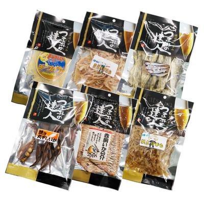 六串商店の珍味セット