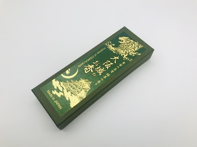 大阪城のお香