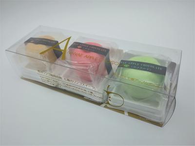 NANAEアップルチョコレート(3個入)