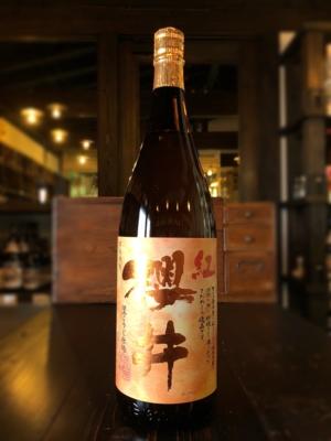 紅櫻井 芋焼酎 1800ml