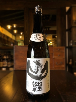 稲里 山 純米酒 1800ml