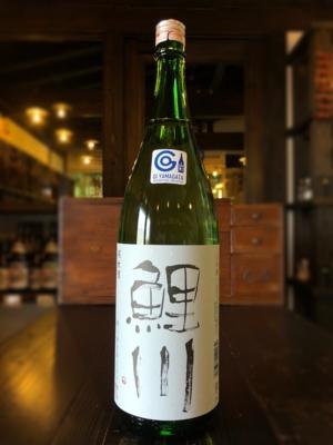 鯉川 純米酒 1800ml