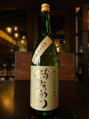 酉与右衛門 純米大吟醸 吟ぎんが45% 1800ml