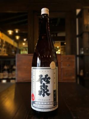 竹泉 純米酒 香色 1800ml