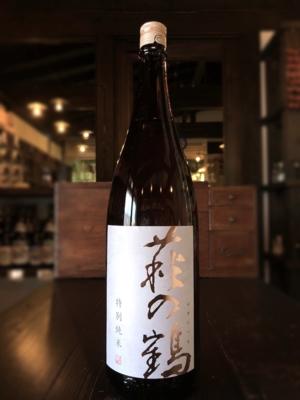 萩の鶴 特別純米酒 1800ml
