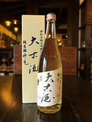 神亀 大古酒 純米酒 昭和五十六年醸造 720ml