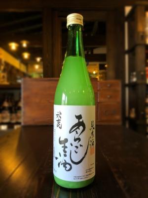 秋鹿 純米酒 あらごし生酒 720ml