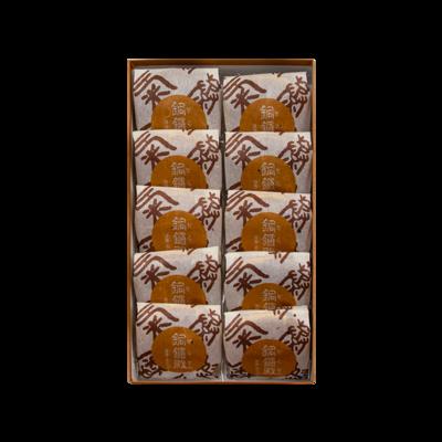 銅鑼殿(どらどん)  10個入