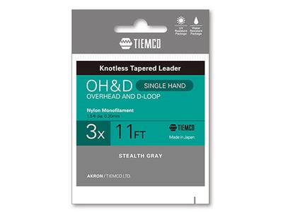 tiemco OH&D・リーダー