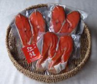 昔ながらの製法 熟成紅鮭セット 6切