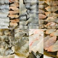 目利きが選んで捌いた 魚津産の地魚昆布〆3点セット(送料無料)