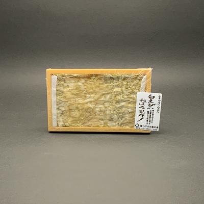 白エビおぼろ昆布〆 富山湾産