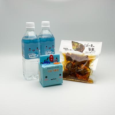 魚津の水と米で作る「ばい飯」セット