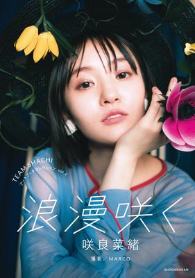 TEAM SHACHI アートブックコレクション4咲良菜緒 浪漫咲く【星野書店限定特典生写真付】