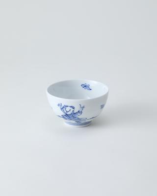 唐子飯碗[からこ めしわん](小)