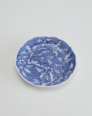 花鳥 五寸皿[かちょう ごすんざら]