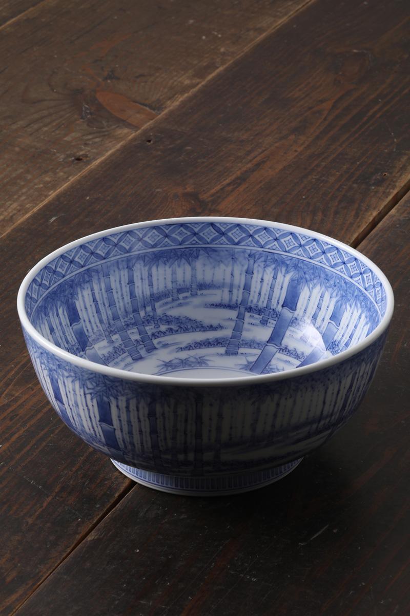 嘉久正窯:現代の代表作品:竹林鉢