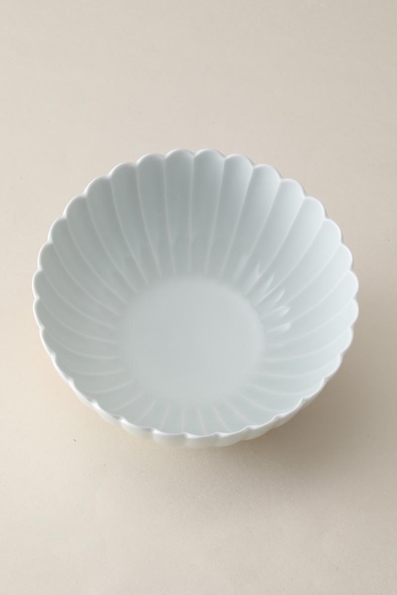 嘉久正窯:現代の代表作品:菊花鉢