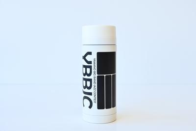 ステンレスミニボトル:特大ロゴ