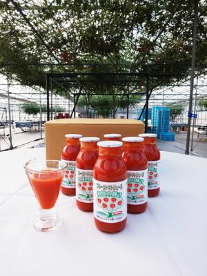フルーツトマトジュース 多度の輝き 170㎖ 20本入
