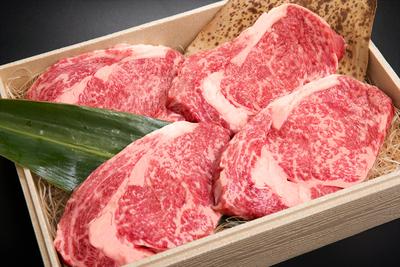 大福牛 リブロース ステーキ用 200g*4枚