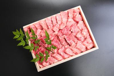 大福牛 上カルビ焼肉用   400g