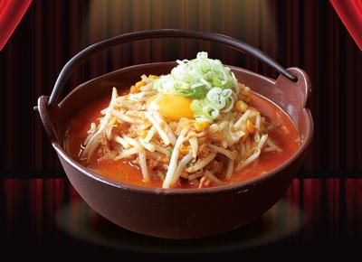 キムチ納豆ラーメン(4食セット)