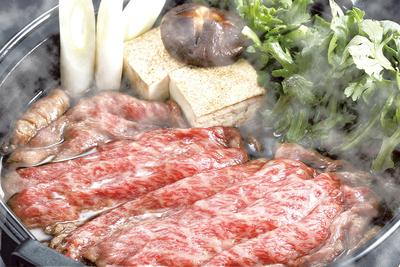 プレミアム高森和牛食べ比べすき焼きセット
