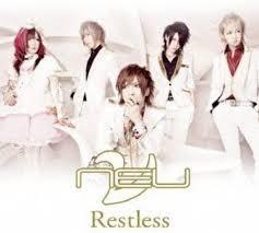 ν[NEU]/Restless[通常盤]