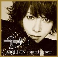 ν[NEU]/APOLLON/starting over[初回盤[Яelver.]]