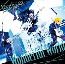 The BEETHOVEN/Wonderful World[初回]