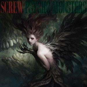 SCREW/PSYCHO MONSTERS[通常盤]