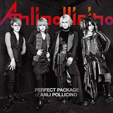 Anli Pollicino/Perfect Package of Anli Pollicino[通常盤]